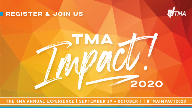 Join Us at TMA IMPACT 2020